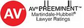 Martindale-Hubbell AV Preeminent