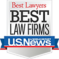 "U.S. News - Best Lawyers ""Best Law Firms"""